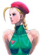 SFIV PC Concept Art Cammy 01