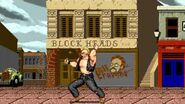Street Fighter 1 OST Birdie Theme