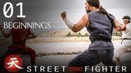 Beginnings - Street Fighter Assassin's Fist Episode 1