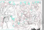 CAPCOM STORE-Kinu Nishimura sketch