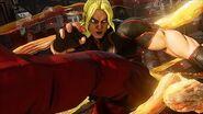 Street Fighter V Ken Reveal Trailer