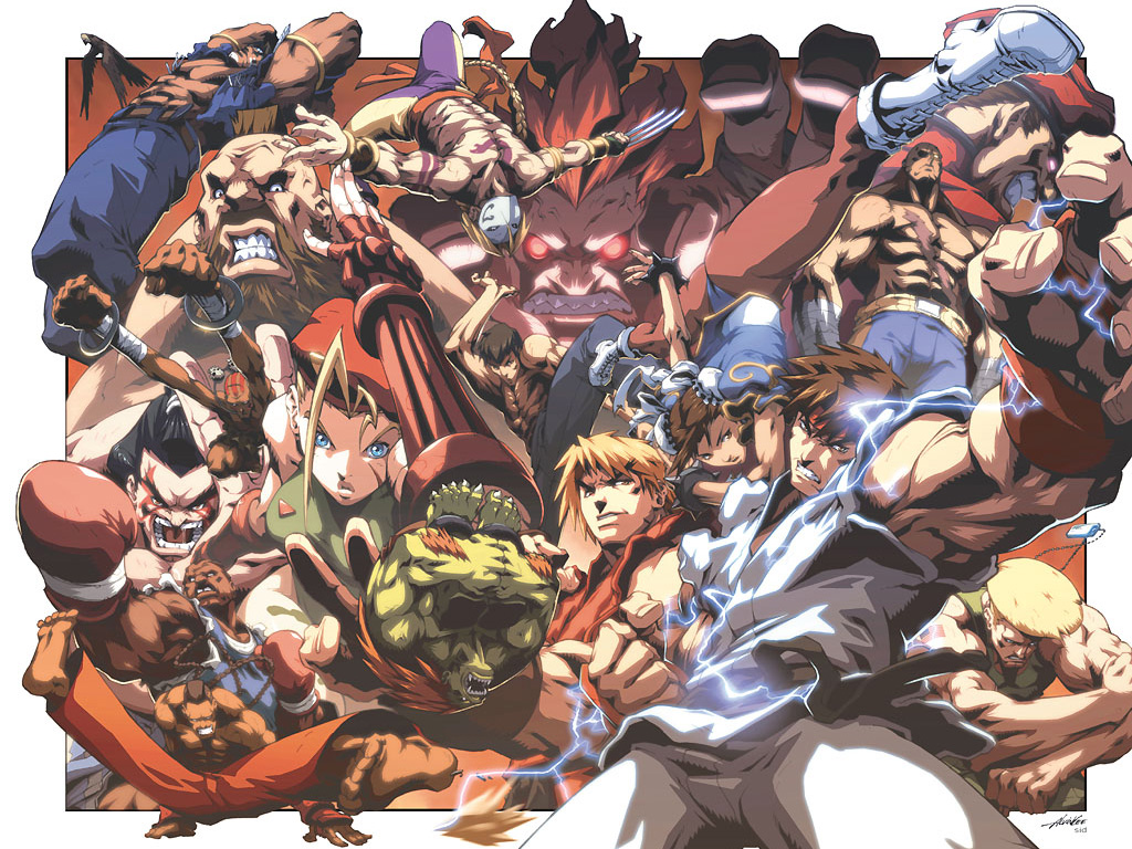 Street Fighter (UDON)