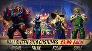 Street Fighter V- Arcade Edition - Halloween Costumes 2018