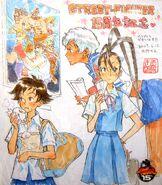 SF15th Anniversary-Kinu Nishimura