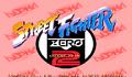 Street Fighter Zero 2 Alpha Title