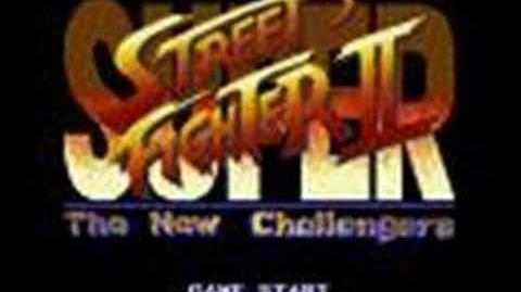 Super Street Fighter 2 - Guile's Stage