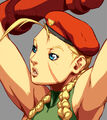 Character Select Cammy