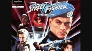 Street Fighter The Movie Game PSX Theme of Cammy