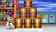 Ryu-sf2-oilbarrelbonus
