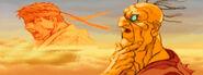 SFIII 2I-Oro Ending