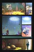 Capcom Fighting Jam-Evolution Ingrid ending by UdonCrew