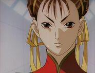 Chun-Li Alpha Anime