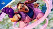 Street Fighter V- Champion Edition – Dan Gameplay Trailer - PS4