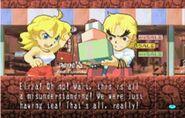 Eliza & Ken SGF Mini Mix cutscene