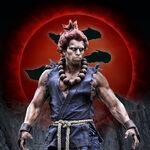 Street Fighter-- Assassin's Fist - poster - Akuma (Joey Ansah).jpg