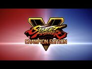 Street Fighter V- Champion Edition Launch Trailer