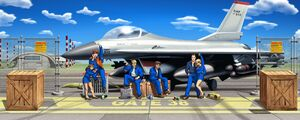Guile ultra street fighter 2 the final challengers