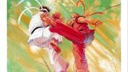 Street Fighter Alpha AST Theme of Gouki Akuma