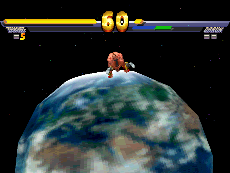Cosmic Final Atomic Buster