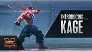 SFV Character Introduction Series - Kage