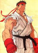 SFIII NG-Ryu