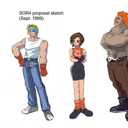 Streets of Rage (Dreamcast)