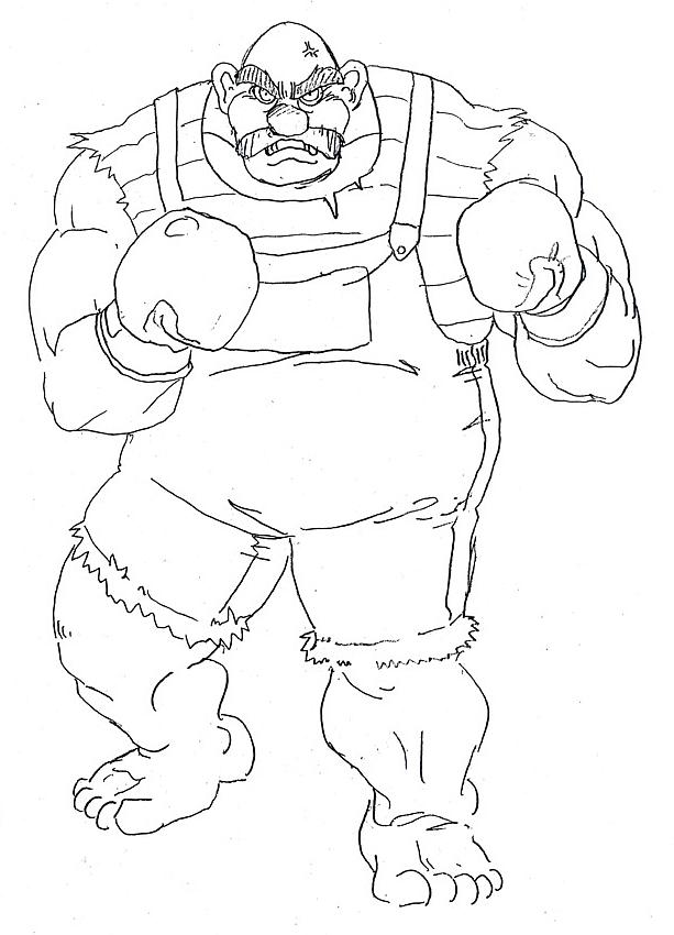 Rocky Bear