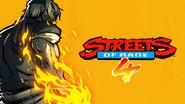 SOR4 PS4 Startup Screen