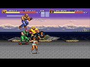 Streets of Rage 3 Sega Genesis Multiplayer Gameplay
