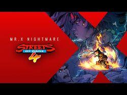 Streets of Rage 4 - Shiva reveal (Mr