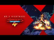 Streets of Rage 4 - Max Thunder reveal (Mr