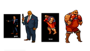 SOR4 Agent & R Bear