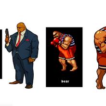 SOR4 Agent & R Bear.png