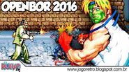 Streets of Rage Zombie (Streets of Zombies) OpenBOR 2016