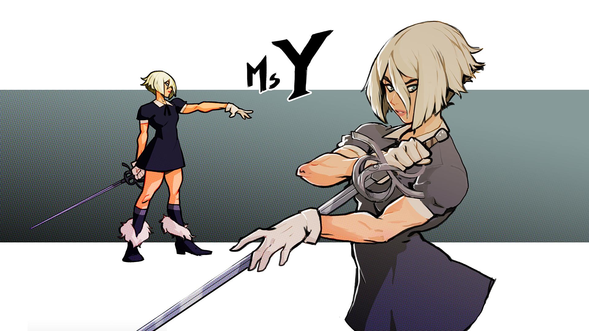 Ms. Y