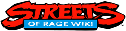 Streets Of Rage Wiki