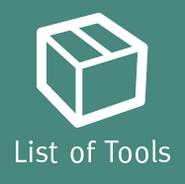 List of tools-02