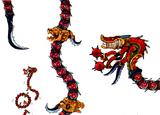 Str2 emperor dragon art