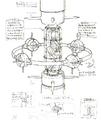 Str2 reactorcore concept