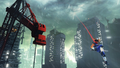 StrHD industry crane
