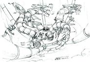 Str2 hydra concept
