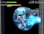 Str2 solo plasma attack