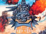 Flying Battleship Balrog