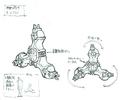 Str2 horsefly concept