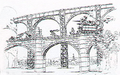 Str2 bridge concept