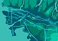 Fortresswahnen map