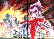 Str manga art