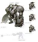 StrHD heavytrooper concept