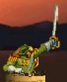 T-54 soldier