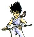 Arc stickerart hiryu